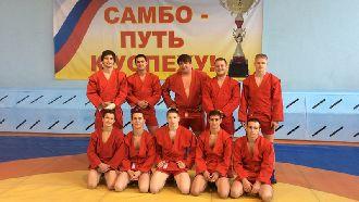 При поддержке Импульс начал работать клуб самбо в школе №2 Лебедяни