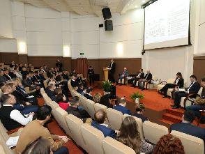В. В. Иголкин в ОЭЗ «Липецк» принял участие в обсуждении нацпроекта «Производительность труда».