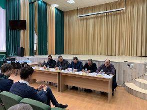 Протокол круглого стола совещания членов «Липецкой ассоциации специалистов сварки и контроля»