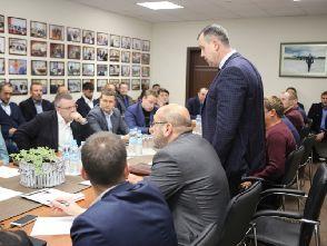Иголкин В.В. принял участие в выборе кандидата на должность регионального бизнес-омбудсмена