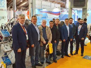 Участие в международной выставке сварочных материалов, оборудования и технологий Weldex