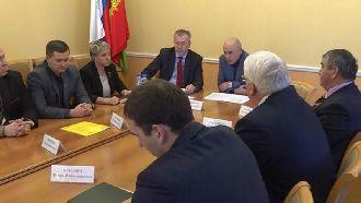 Встреча директоров аграрных техникумов  с руководителями агрофирм.