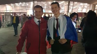 Сварщик ООО «Импульс»  участвует в Чемпионате «EuroSkills» в столице Венгрии - Будапеште