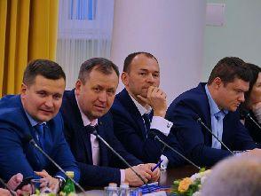 Встреча Главы региона с представителями Липецкого объединения работодателей